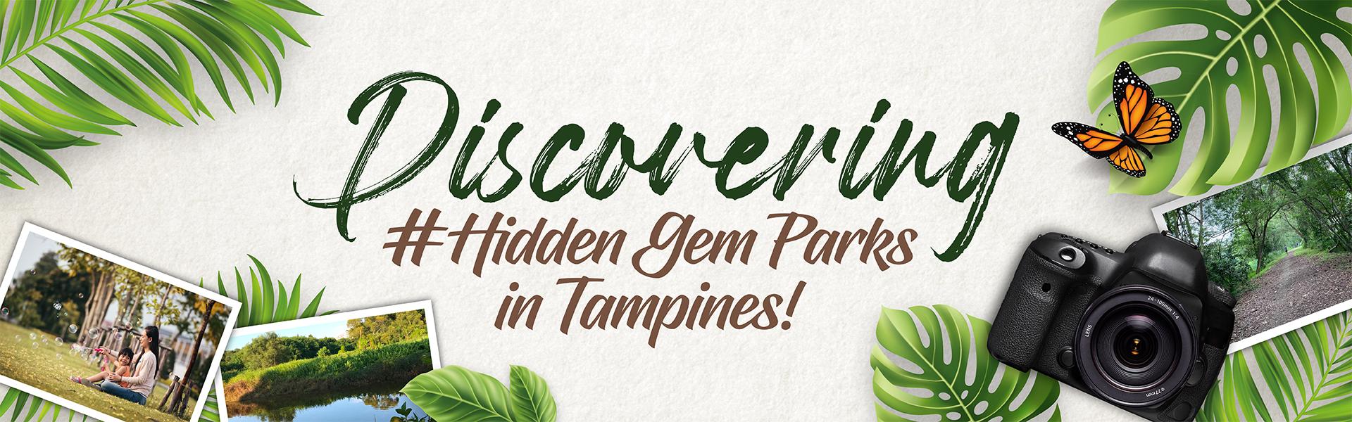 Discovering #Hidden Gem Parks in Tampines