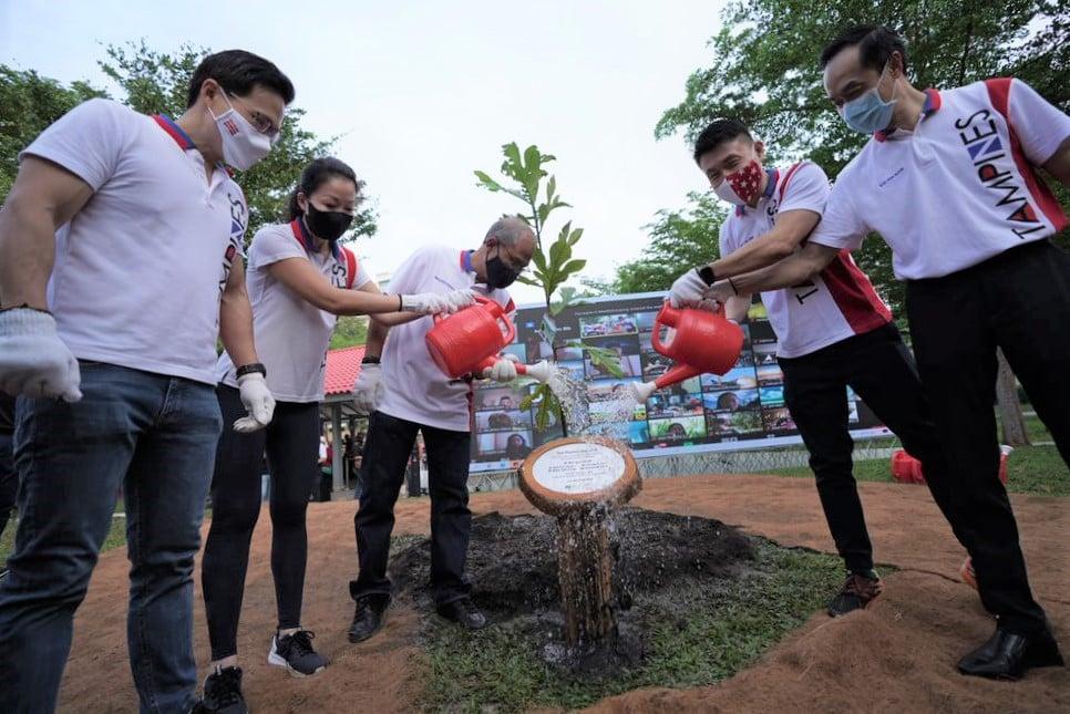 Tree Planting Day 2020