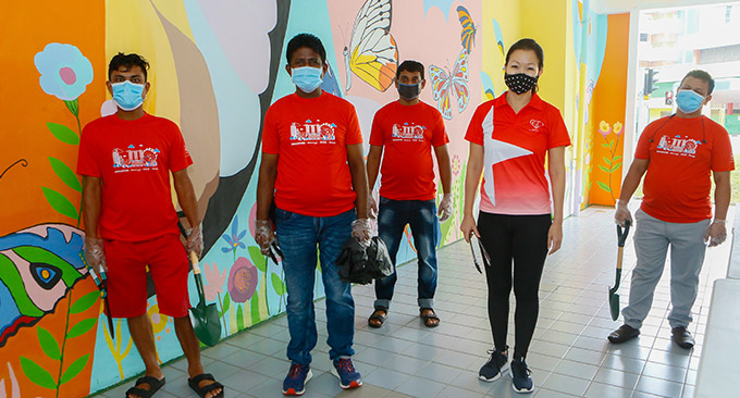 Coming Together to Combat Dengue